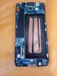 Placa Samsung a5 funcionando