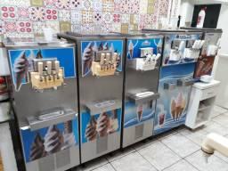 Assistencia técnica, manutenção, peças, conserto Máquinas sorvete