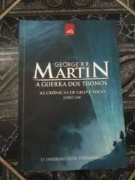 Livros Game of Thrones e Horror