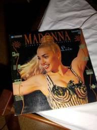 Madonna laser disk