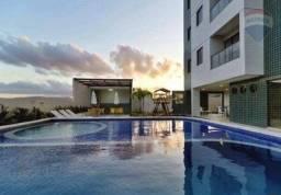 Título do anúncio: Apartamento com 2 dormitórios à venda, 57 m² por R$ 170.000,00 - Indianópolis - Caruaru/PE