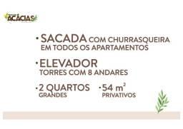 C - Apartamento em São José pronto pra morar