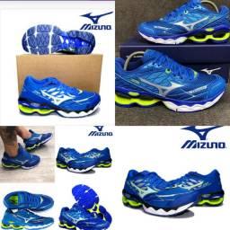 Tênis Esportivo Casual Caminhada Original Waver Mizuno