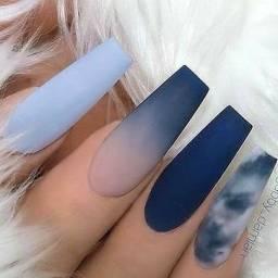 Curso de alongamento de unhas