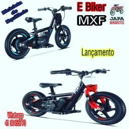 E Biker MXF Bicicleta de Equilíbrio