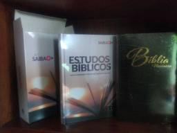 Kit Estudos bíblicos saiba mais