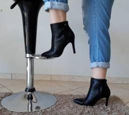 Bota Ankle Boot Feminina Vizzano 3049.225