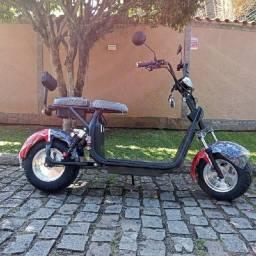 Scooter eletrica. Lançamento x9 roda liga
