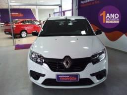 Título do anúncio: Renault Sandero Life 1.0 12V SCe (Flex)