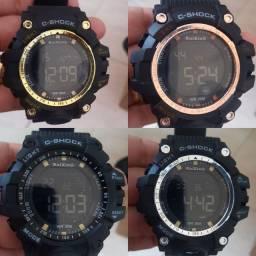 Relógio G-shock Casio à prova d'água funcional