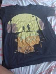 Blusa piticas The last of us