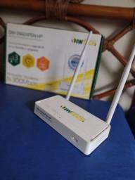 Roteador Iwtech telecom
