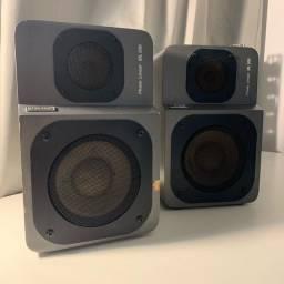 Caixas de som Watec Phase Linear ML 500 Par