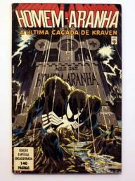 Homem Aranha - Última Caçada de Kraven [Marvel | HQ Gibi Quadrinhos]