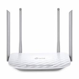 Título do anúncio: Roteador TP-Link Wireless Dual Band AC1200 com 4 antenas Branco - Archer C50