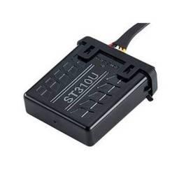 Rastreador e bloqueador veicular ST310 U Homologado Anatel Instalado