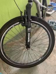 Bicicleta de alumio
