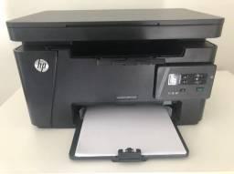 Impressora HP Laserjet Pro Mfp M125A - 110V