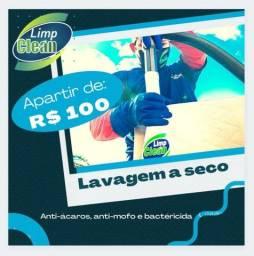 Título do anúncio: LIMPCLEAN LAVAGEM À SECO APARTIR DE R$100