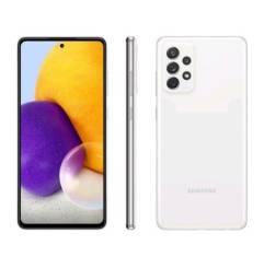 Samsung A72 semi novo um mês de uso