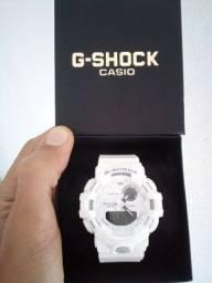 Relógio G-SHOCK Branco GBA 1720