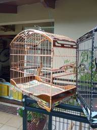 Gaiola pássaro
