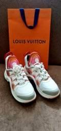 TORRANDO - Sneaker Louis Vuitton Rose - Novoo