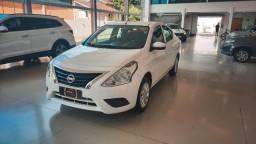 Nissan VERSA S 1.6 16V FlexStart 4p Mec. 2018 Flex