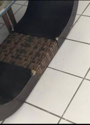 Mesa de 6 lugares sem as cadeiras