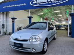 Título do anúncio: Renault CLIO RT 1.0 16V 2002