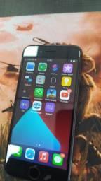 iPhone 8 64Gb trincada a trazeira