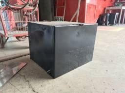Caixa de Ferramentas Pequena Para Instalar no Caminhão