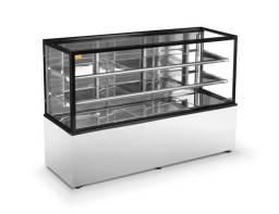 Ricardo vitrine new titanium , refrigerda , quente, neutra