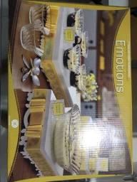 Vendo jogo de sobremesa (7 pçs)