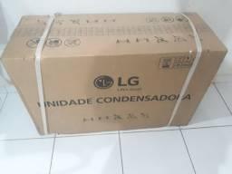 Condensadora LG inverter de 12mil btus, NOVA, lacrada, nunca foi aberta.