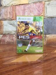 Pro Evolution Soccer 2018 Original Xbox 360