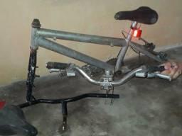 Peça de bike