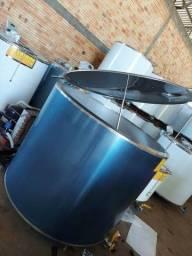 Tanque resfriamento de leite cap de 1000 litros