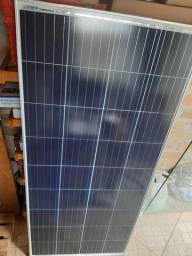 Kit painel solar de 150w + inversor 3000w 12v/110