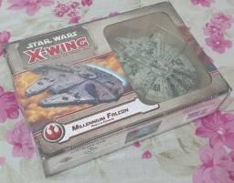star wars x wing millennium falcon