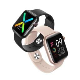 Relogio Smartwatch Inteligente X8 Cores 44 Mm ios/android