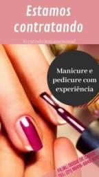 Vagas de Emprego Manicures com Experiência