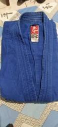 Kimono infantil sensei azul M3