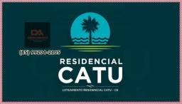 Título do anúncio: Loteamento - Residencial Catu &¨%$