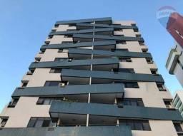 Título do anúncio: Apartamento com 4 dormitórios à venda, 91 m² por R$ 350.000,00 - Maurício de Nassau - Caru