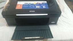 Impressora com scanner