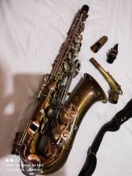 Título do anúncio: Sax alto Selmer Bundy II