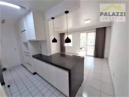 Título do anúncio: Apartamento com 2 vagas e 3 dormitórios à venda, 76 m² por R$ 445.000 - Jardim Santa Geneb