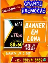 Promoção Banner