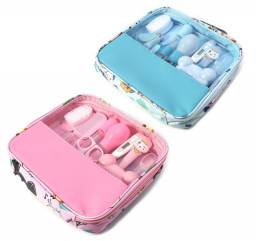 Kit de Higiene com 13 peças Cuidados de Saúdeo com o Bebê